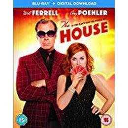 The House [Blu-ray + Digital Download] [2017]